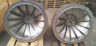 hpp-neckartal-n-2-horizontal-axis-francis-turbine-runners-ready-for-the-final-assembly